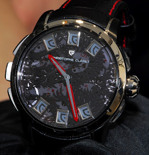 Montre Christophe Claret Baccara