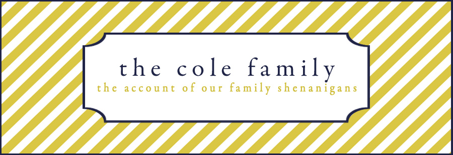 the cole family