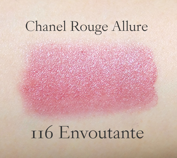 Chanel Rouge Allure Envoutante swatch