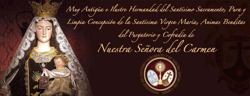 Hermandad del Santísimo Sacramento y Nuestra Señora del Carmen