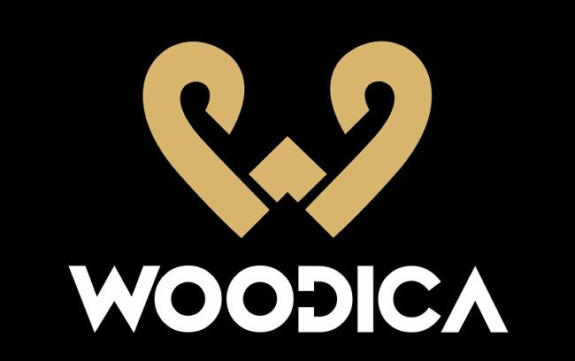 Logo firmy Woodica