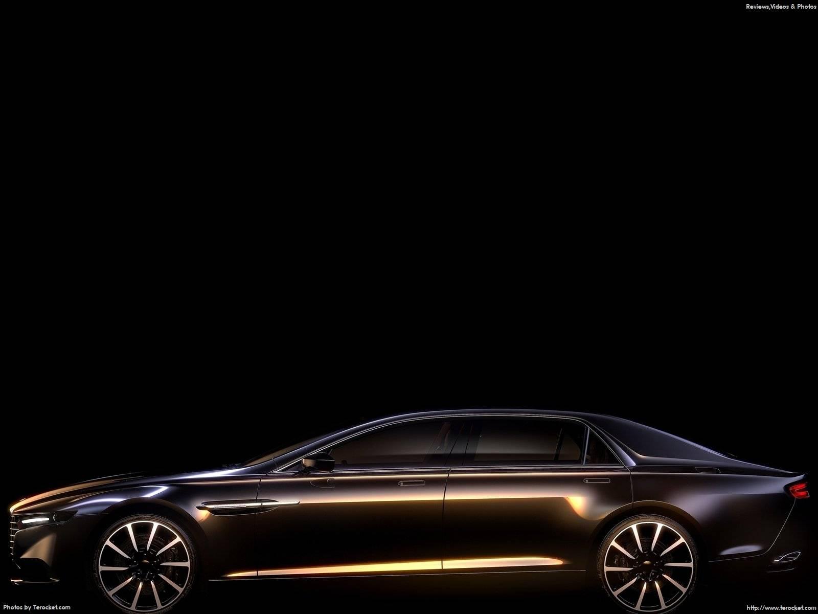Hình ảnh xe ô tô Aston Martin Lagonda 2016 & nội ngoại thất