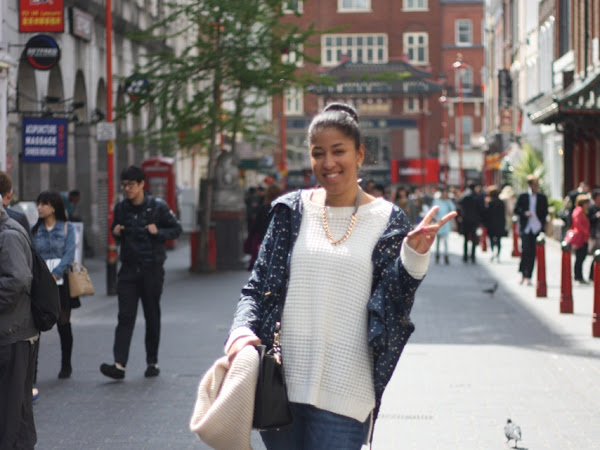 LONDRES DAY 4 - Chinatown