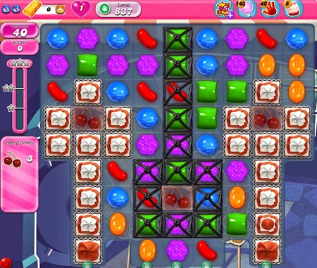 Candy Crush Saga 837
