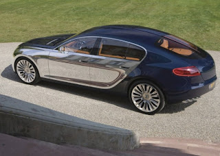 Bugatti 16C Galibier Wallpapers