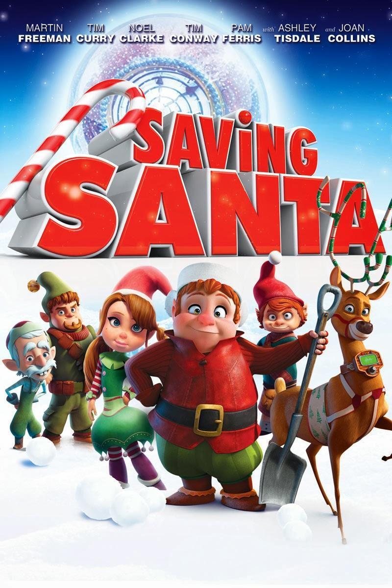 Saving Santa (2013) ταινιες online seires xrysoi greek subs