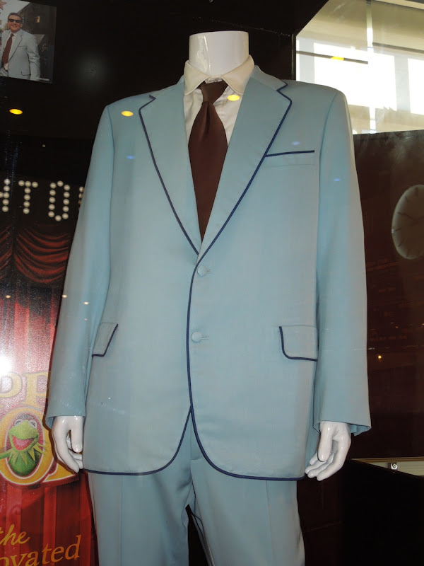 Jason Seegel Muppets movie suit