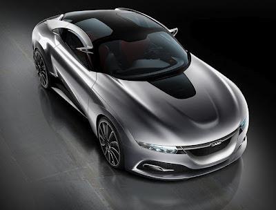 Saab PhoeniX Concept 2011 pictures