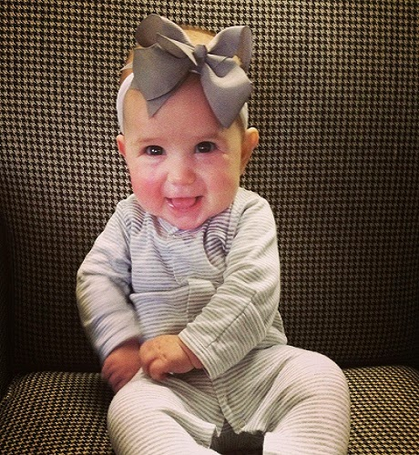 Photo bébé a l'âge de 12 mois