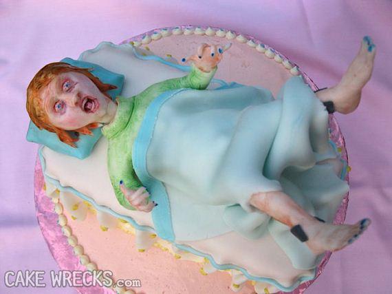 Kek Ini Khas Untuk Sambut Hari Kelahiran Bayi Ada Berminat Nak