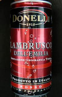 lambrusco emilia rosso secco