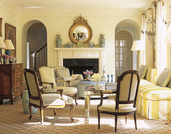 for Southern living keeping room ideas