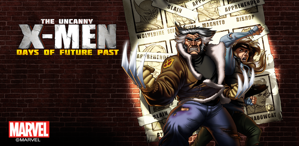 X-Men: Days of Future Past v1.0
