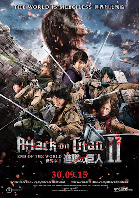 'Attack on Titan: End of the World