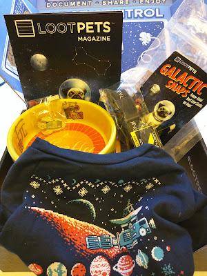 Firefly Alien fandom nerd geek dog stuff