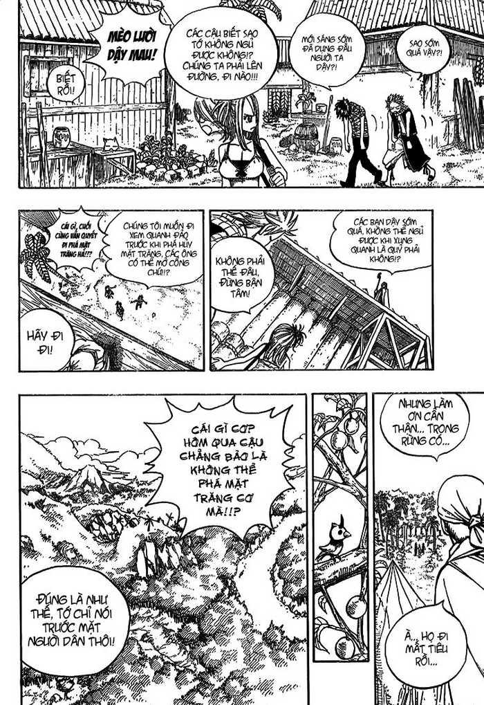 Fairy Tail chap 27 page 8 - IZTruyenTranh.com