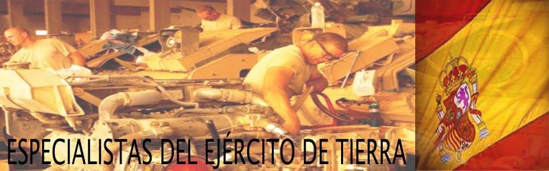 CUERPO DE ESPECIALISTAS DEL EJÉRCITO DE TIERRA