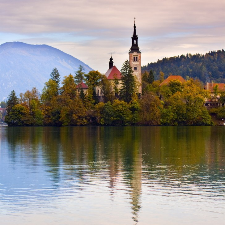 Bled Slovenia  city photo : Travel Trip Journey: Lake Bled, Slovenia