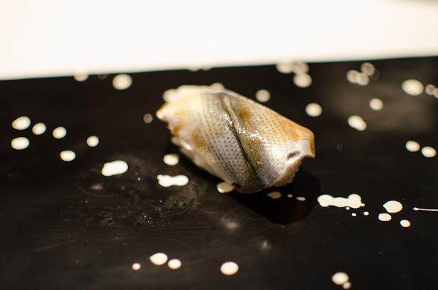 Han diana eats a food blog dreaming of sushi nakazawa for Dreaming of eating fish
