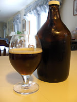 Crabtree Brewing growler