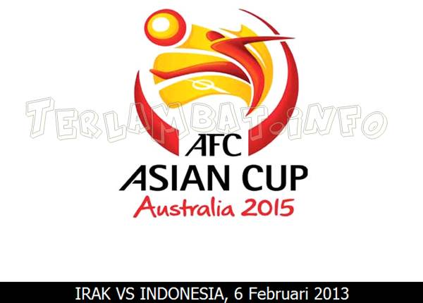 Irak VS Indonesia