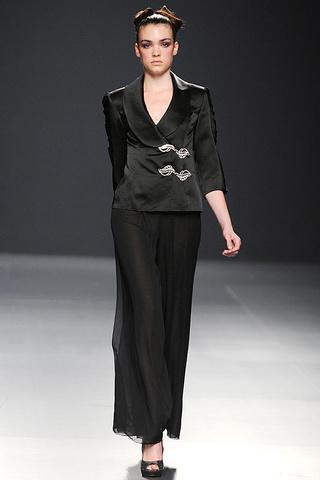 Ruben Perlotti - Cibeles Madrid Fashion Week 2012
