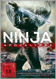 Ninja Apocalypse Online Dublado