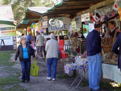 Harkerville Market Stalls