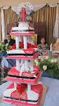Special Cake (wedding,engagement,birthday with full decoration)