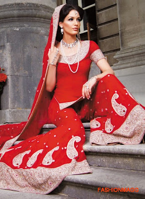 -Pakistani Bridal Dresses by Gul,s Style Bridal Dresses Designs 2013