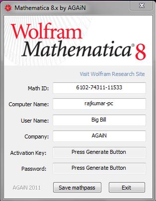 wolfram mathematica 9 keygen generator