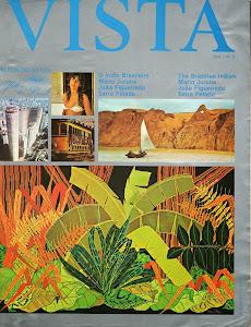 Capa da Revista Vista, Ano I, n. 4, 1980.