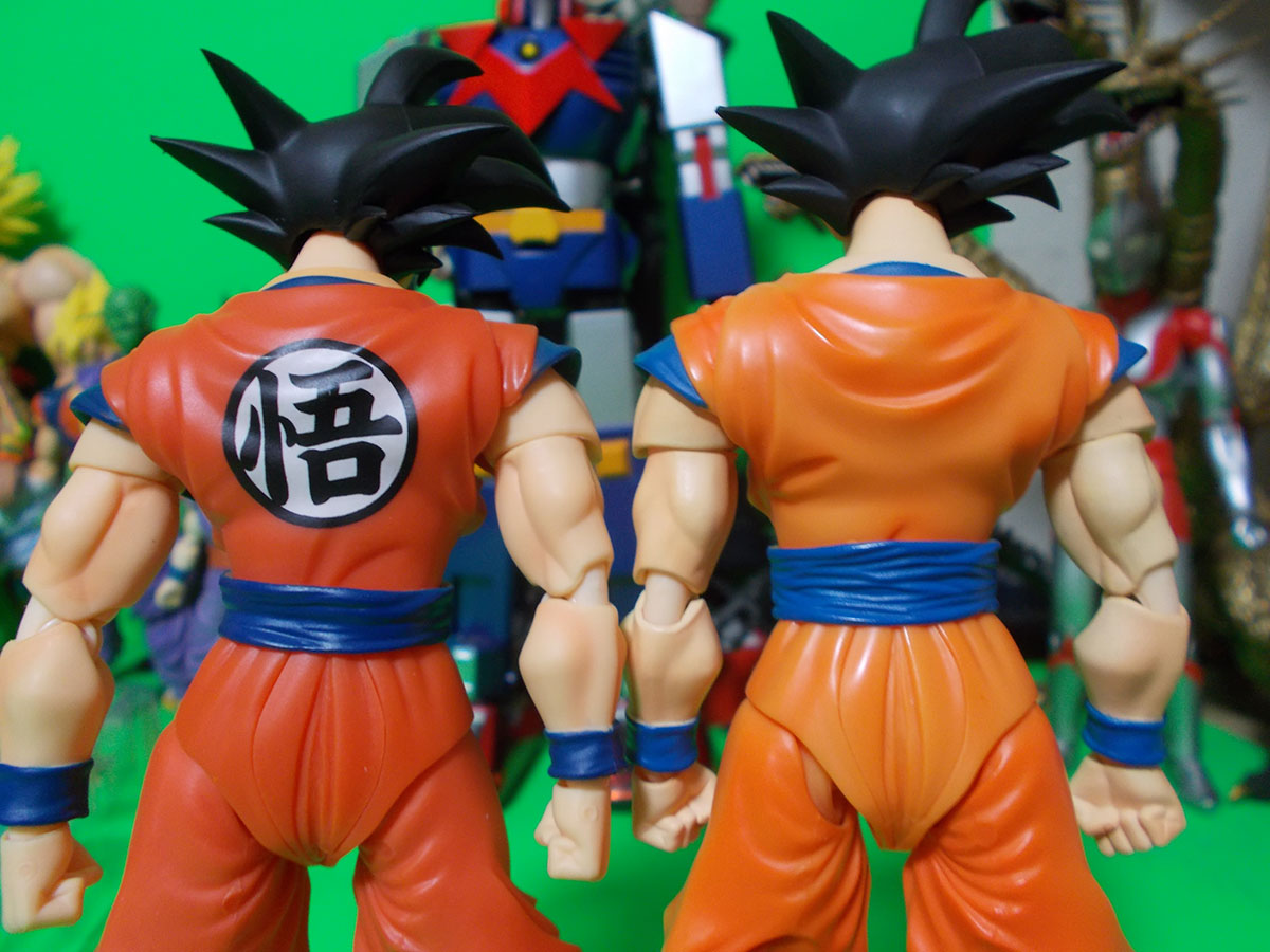 Figuarts sdcc 2015 frieza saga goku review fun time adenos the giant symbol on gokus back is simply astounding its very clearly painted on with no bleeding whatsover biocorpaavc Images