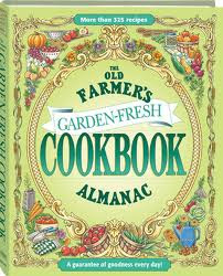 cover - old farmers almanac - garden fresh cookbook