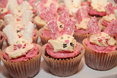 Kanin cupcakes