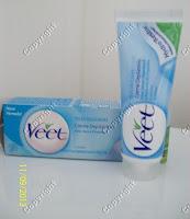Creme Depilatório Veet