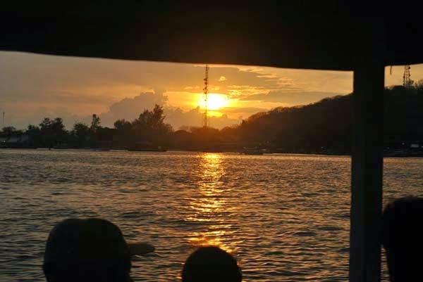 Foto Sunset dari teman - visit indonesia - awesome indonesia