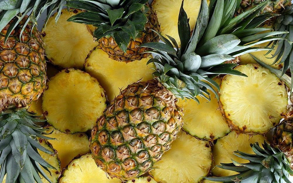 wino ananasowe