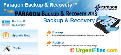 Free Download Paragon Backup & Recovery 2013