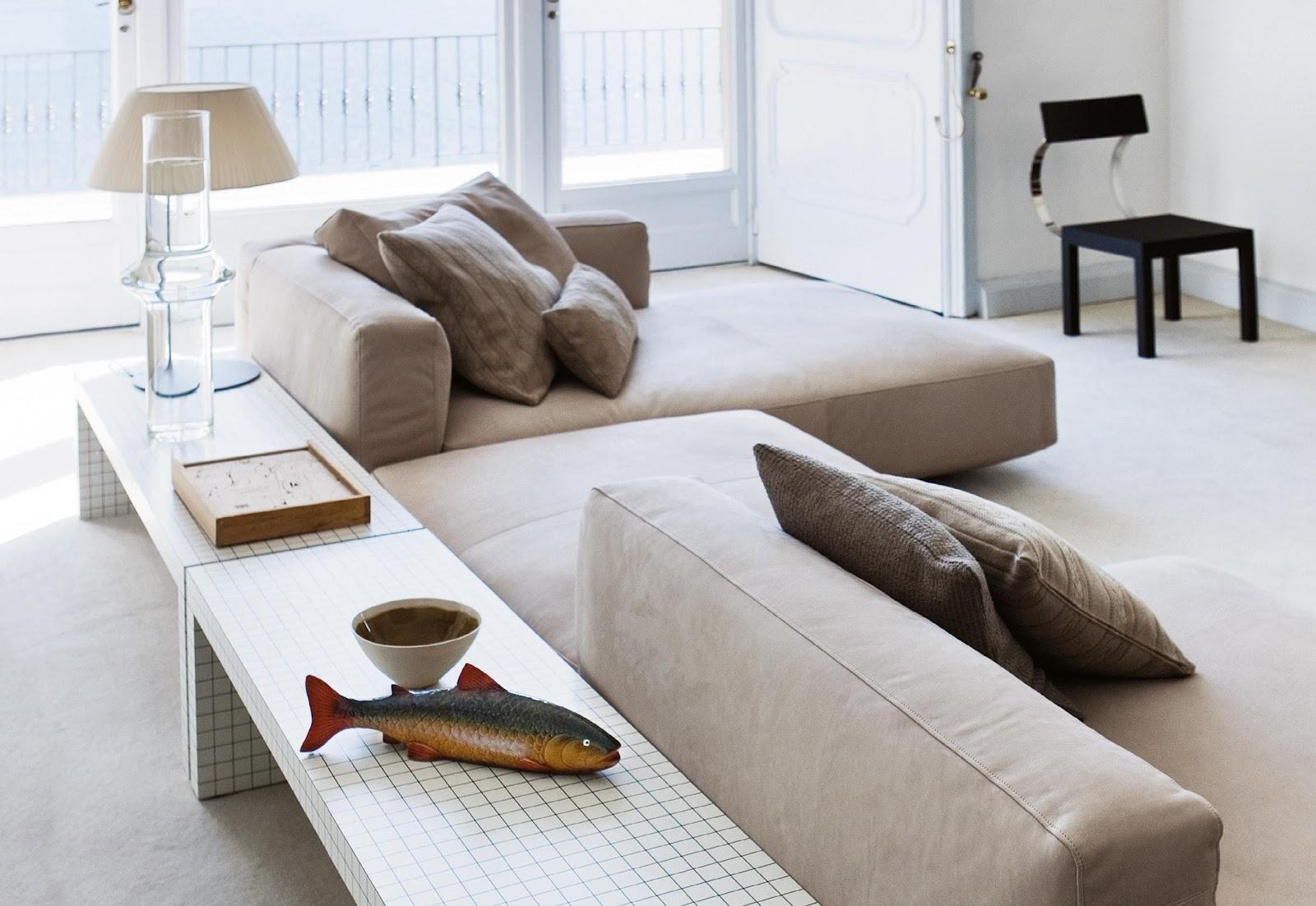 Altopiano sofa by Zanotta - Designer furniture: fitted furniture ...