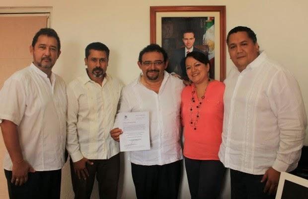 ROBERTO ARTURO MORALES ORTEGA DESIGNADO PRESIDENTE MUNICIPAL DE SCLC