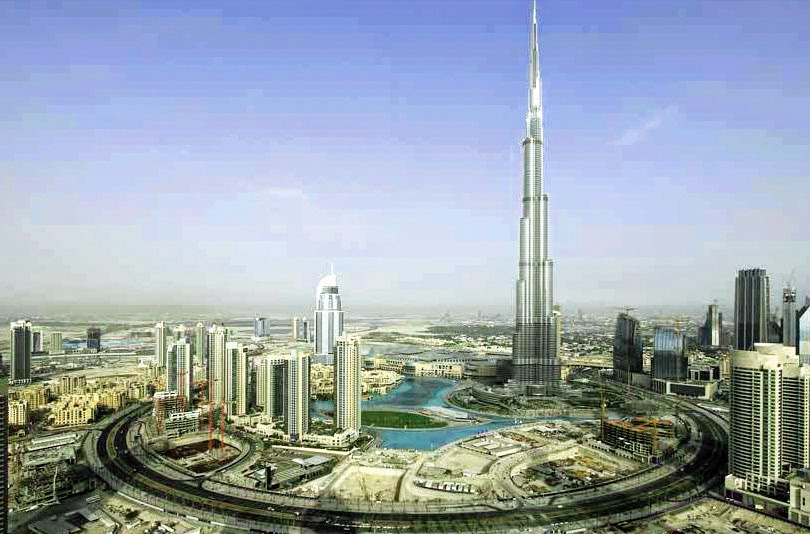 Best wonderful places 10 most beautiful places to visit for Dubai places to stay