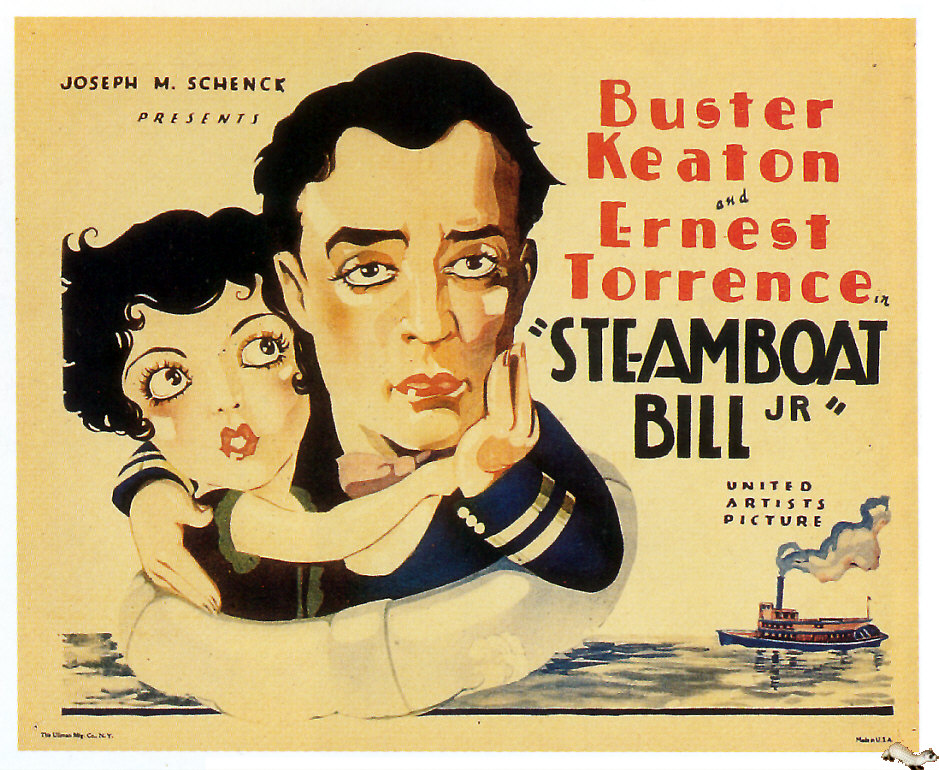 Film steam boat dick