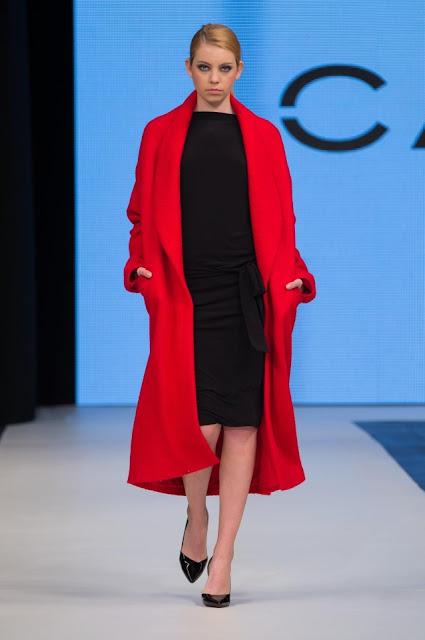 Pokaz kolekcji CAHA XIII FashionPhilosophy Fashion Week Poland (c) 2015 Mike Pasarella