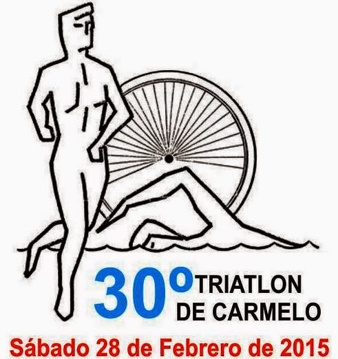 Triatlón de Carmelo (Colonia, 28/feb/2015)