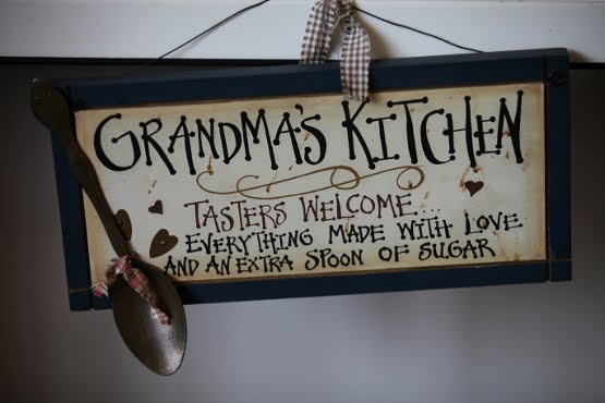 Grandmas Kitchen Recipes