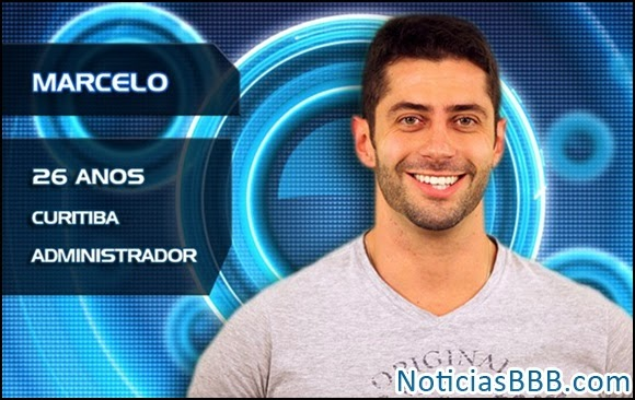 Fotos do participante Marcelo no BBB14