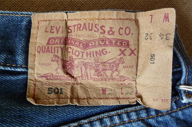 El Levi's® 501®cumple hoy 140 años