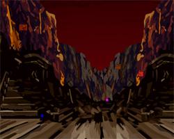 Juegos de Escape Escape From Lava Solución