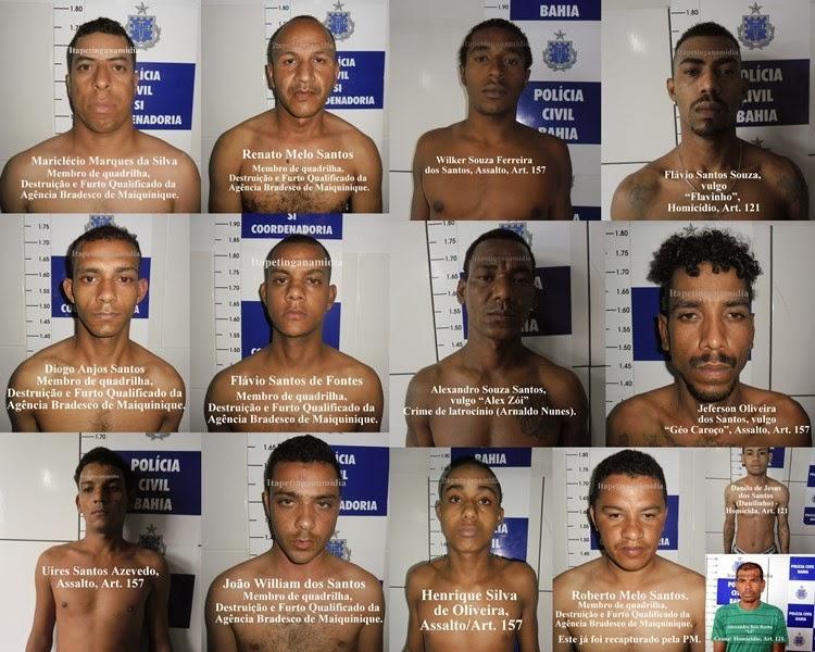 Procurados da Policia